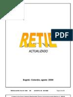 RETIE 2008 Interactivo