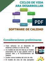 Unidad IV. Modelos de Proceso de Software
