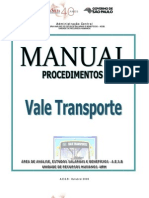 Manual Do Vale Transporte