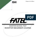 Inverter Mitsubishi - Beginner Course
