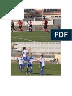"Real Ávila ""B"" 0 - Aficionado 1"
