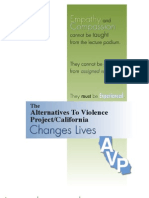 AVP/CA Valuable People 2011