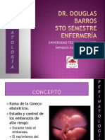 Perinatologia 5to Semestre Db