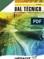 68132374 Manual Tecnico Impermeabilizantes Aditivos Para Concreto e Materiais Para Recuperacao Vedacit