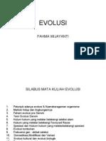 EVOLUSI 1