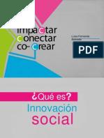 Innovación Social como Herramienta para lograr Prosperidad