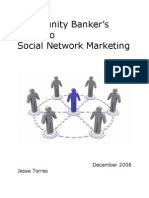 Community Banker's Guide to Social Network Marketing