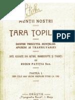 Rubin Patitia - Tara Topilor (1912)