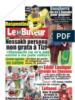 LE BUTEUR PDF du 2703/2012