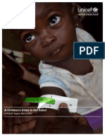 A Children's Crisis in the Sahel