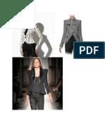 TIPOS de TELAS y Disenos de Jackets