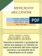 Etapificacion Del Cancer