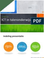 ICT in Talenonderwijs