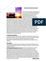 HISTORIA DEL PETRÓLEO EN ECUADOR