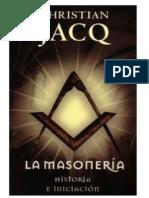 Masoneria Historia e Iniciacion - Christian Jacq