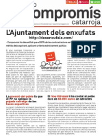 Infocompromis Catarroja - març 2012