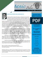 April 2007 Newsletter