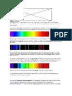 Espectro  continuo