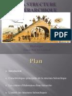 La structure hiérarchique.pptx management