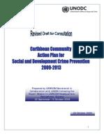 Caricom Crime Prevention Plan 2009 2013