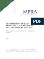 MPRA Paper 10274