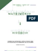 Apuntes Matrimonio y Divorcio