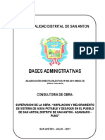 Bases San Anton