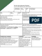 Drug Card Darvacet