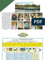 60ft Wychwood Narrowboats traditional narrowboat for sale