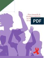 PLano Nacl Contra Feminizacao - 2007