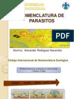 nomenclatura de parasitos2