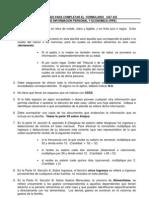 PIPE Con Sus Instrucciones OAT-435SP