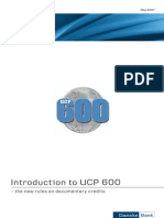 Changes UCP600