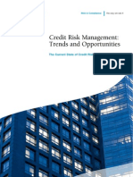 Credit Risk Management Trends and Opportunities