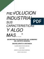 Ensayo Revolucion Industrial
