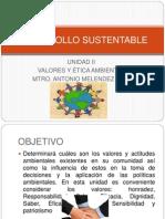 DESARROLLO SUSTENTABLE II