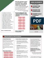 OWS Handout Flyer