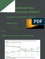 Gerver Torres - Perspectivas Sociales 2012