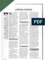 Defensa Individual Pesic