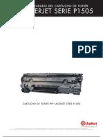 Refill p1505