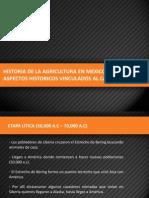 Expo Historia de La Agricultura en Mexico