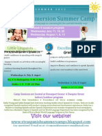 Spanish Immersion Summer Camp