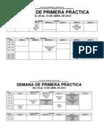 EVALUACIÓN PRIMERA PRÁCTICA CICLO 2012-1B
