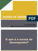 NBR-15575 - Norma de Desempenho