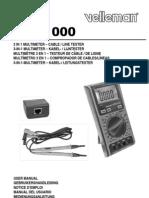 Tester DVM1000 Manual