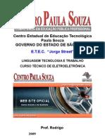 APOSTILA 2009 LTT - Eletroeletrônica
