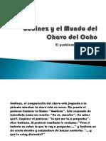 Godinez y El Mundo Del Chavo Del Ocho