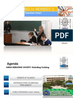 Debate Training