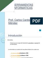 HERRAMIENTAS INFORMATICAS Introduccion