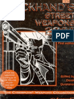 Cyberpunk 2020 - Blackhand's Street Weapons 2020